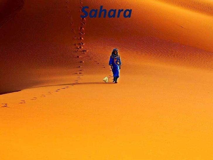 Sahara<br />
