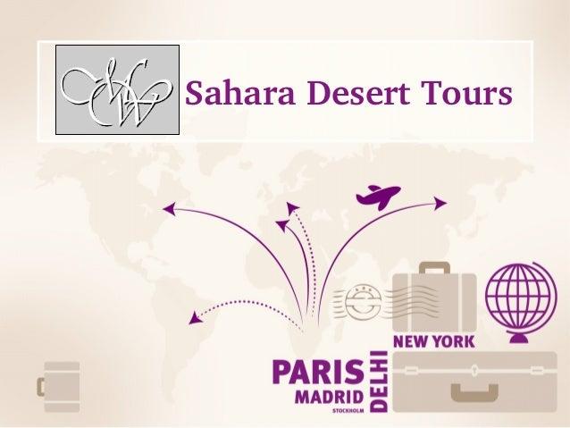 SaharaDesertTours