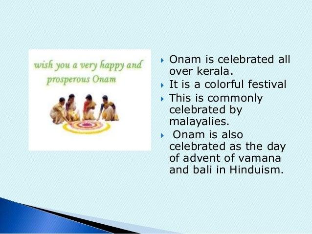 Ppt onam festival 2016 powerpoint presentation id:7364262.