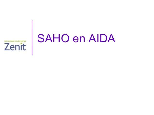SAHO en AIDA