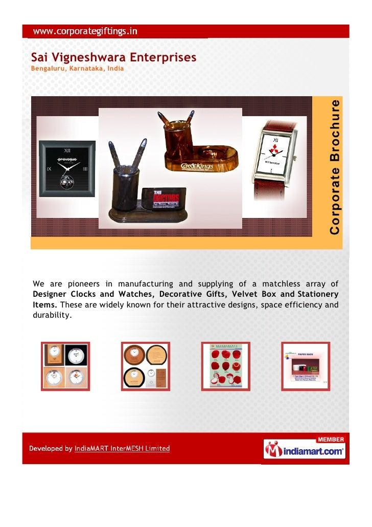 Sai Vigneshwara EnterprisesBengaluru, Karnataka, IndiaWe are pioneers in manufacturing and supplying of a matchless array ...