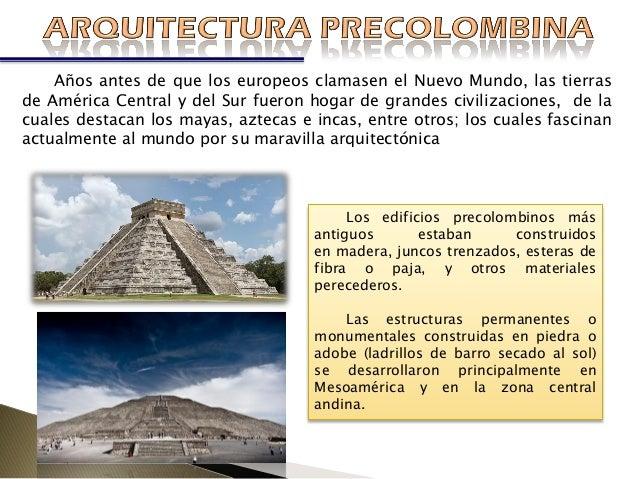 Arquitectura precolombina for Las construcciones de los mayas