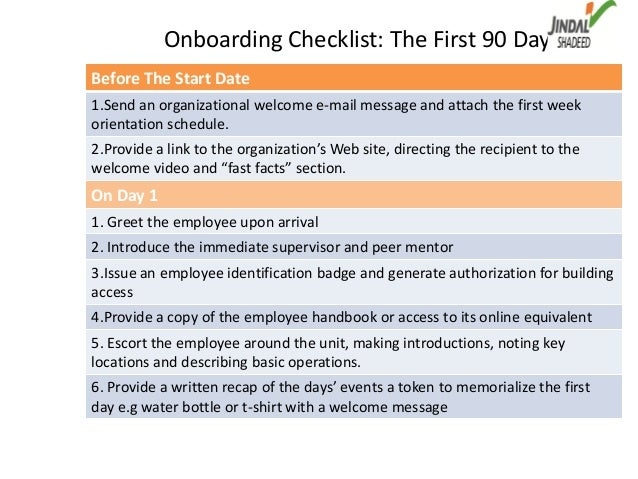 Onboarding as a Way of Talent Management