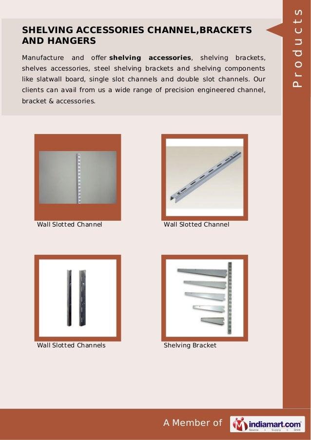 Sai Fab Engineers & Co., Faridabad,  Versatile Shelving Systems Slide 3