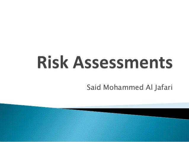 Said Mohammed Al Jafari