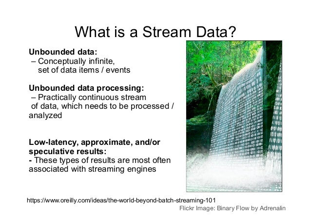 "Data Summer Conf 2018, ""Building unified Batch and Stream processing …"