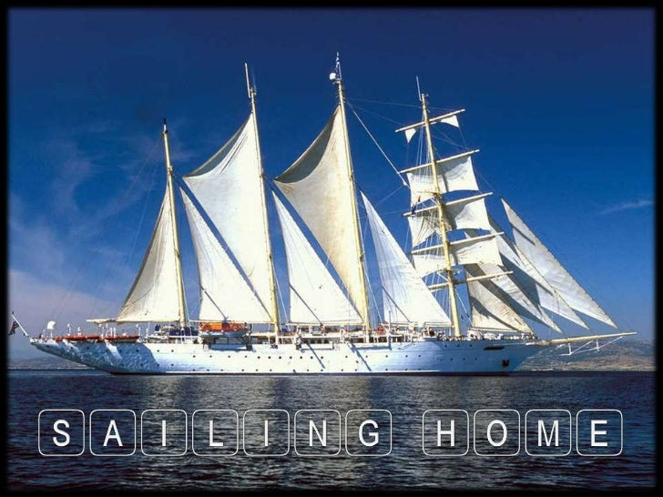 SAILING HOME<br />