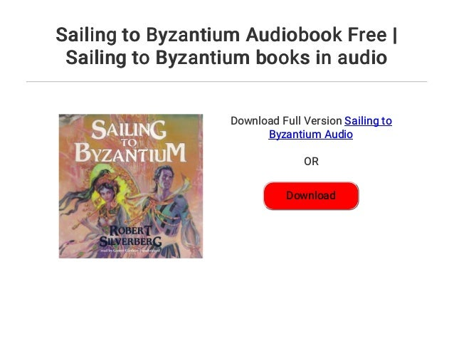 sailing to byzantium text