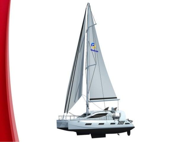 Sailing Yacht 3D Model Slide 2