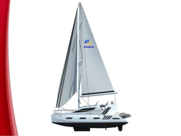 Sailing Yacht 3D Model Slide 3