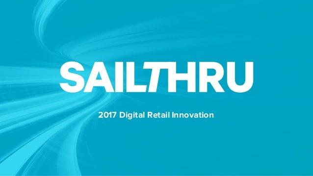 2017 Digital Retail Innovation