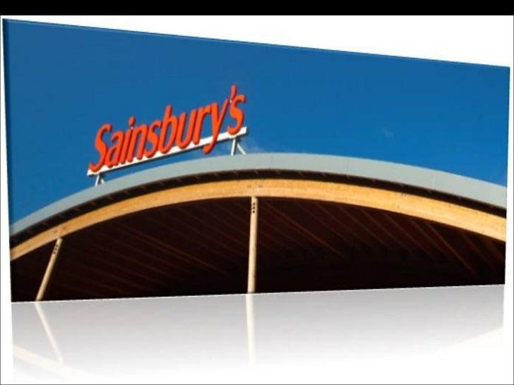Sainsbury j plc case study