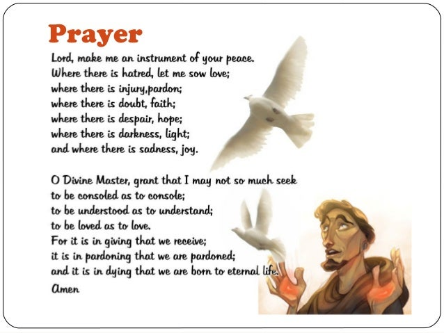 Saint Francis of Assisi: Biography