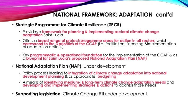 Understanding climate change adaptation in the saint lucia context 7 8 malvernweather Gallery