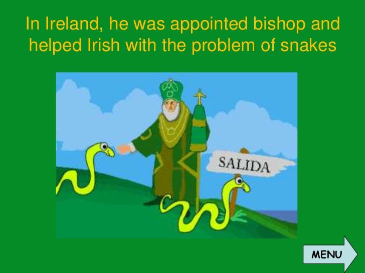 saint patrick's day, Powerpoint templates