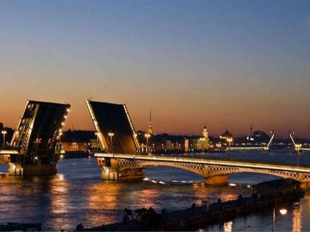 Saint Petersburg At Night