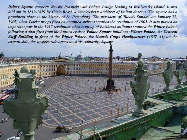 Saint Petersburg (Russia) Slide 3