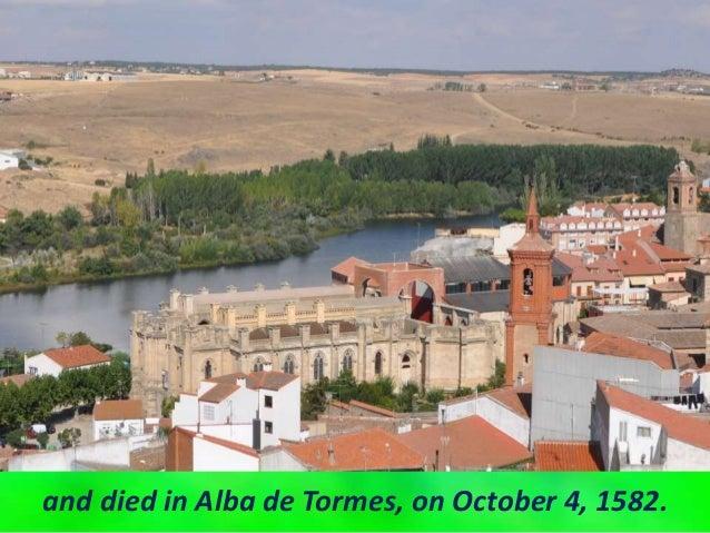 Saint teresa of avila Slide 3