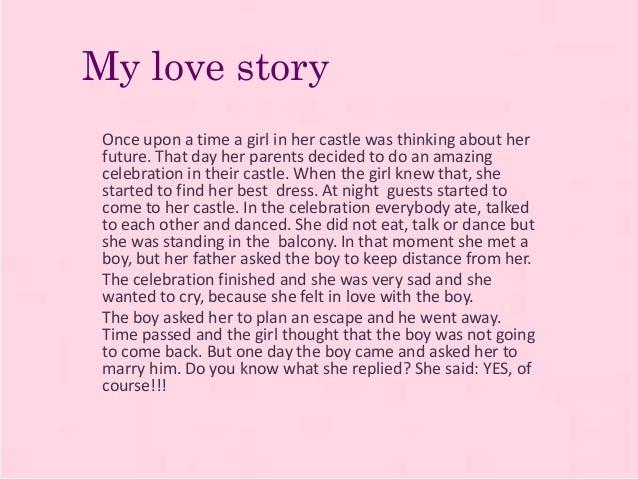 Saint Valentine´s; 2. My Love Story ...