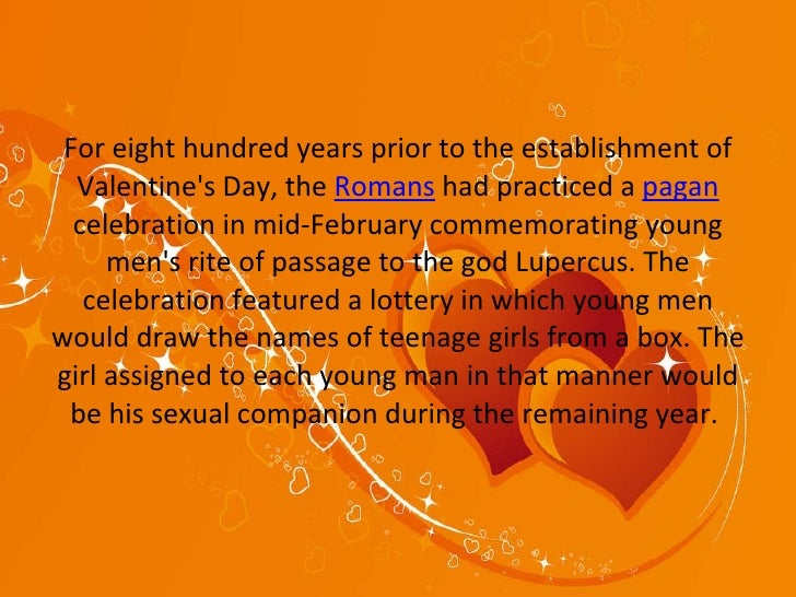 Story of st valentine for kindergarten