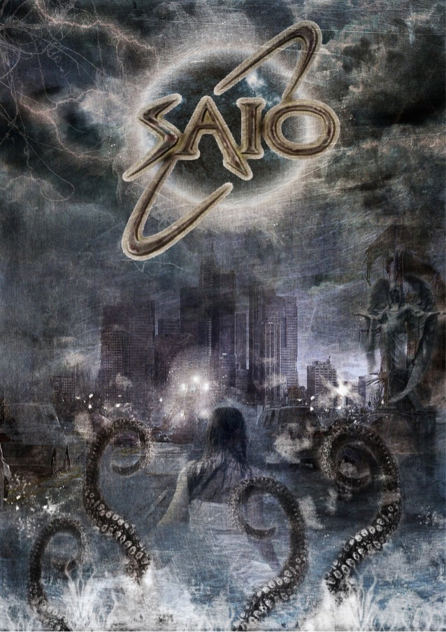 DEATH ES SAVING A PLACE FOR ME (SAIO) EL VUELO DEL DRAGON (SAIO) N.W.O (SAIO)