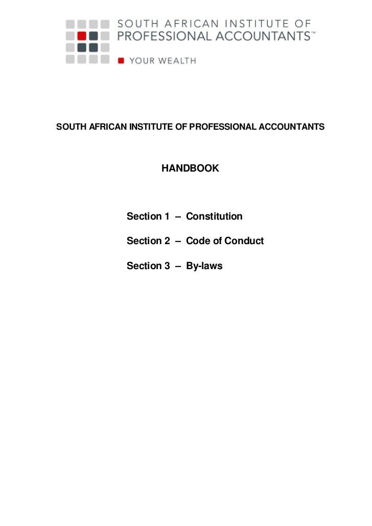 saipa handbook
