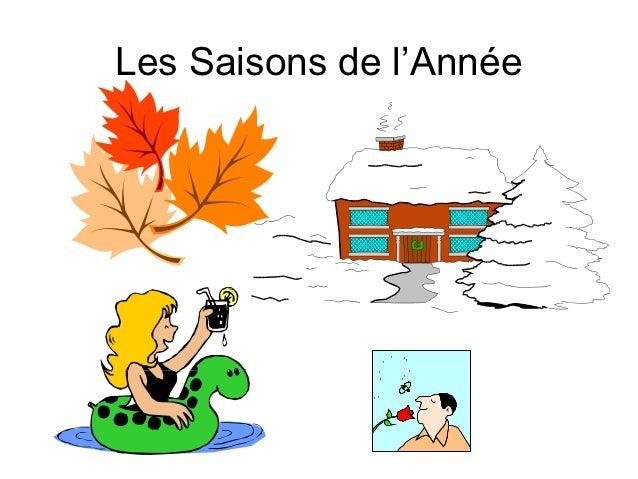 Les Saisons de l'Année