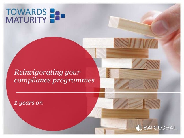 How to reinvigorate your compliance training