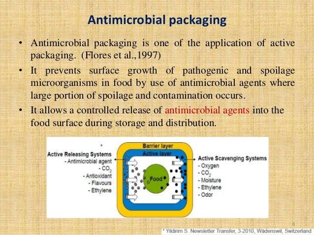 Antimicrobial Packaging In Food