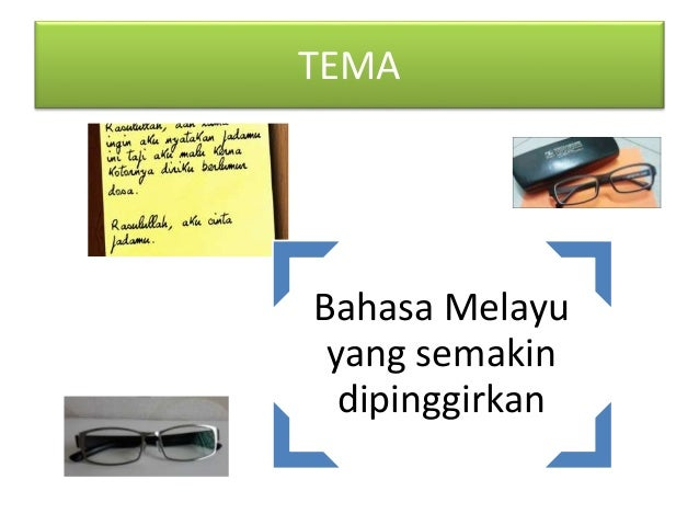 PERSOALAN •Contoh : Penyajak mendapati bahawa semakin lama semakin kurang orang yang mendaulatkan bahasa Melayu walaupun b...