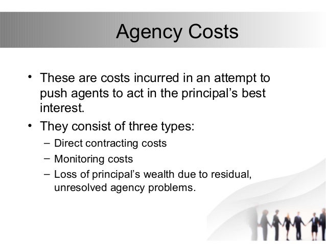 the agency problem 1 solving agency problems: intrinsic motivation, incentives, and productivity1 timothy j besley and maitreesh ghatak london school of economics.