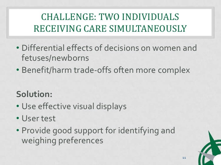 challenges of shared decision making a multiple Implications of implementing measurement of shared decision making 20 7   for it and evidence of its benefits and challenges  54 existing measures of  shared decision making scale/instrument details patient rating multi- faceted.