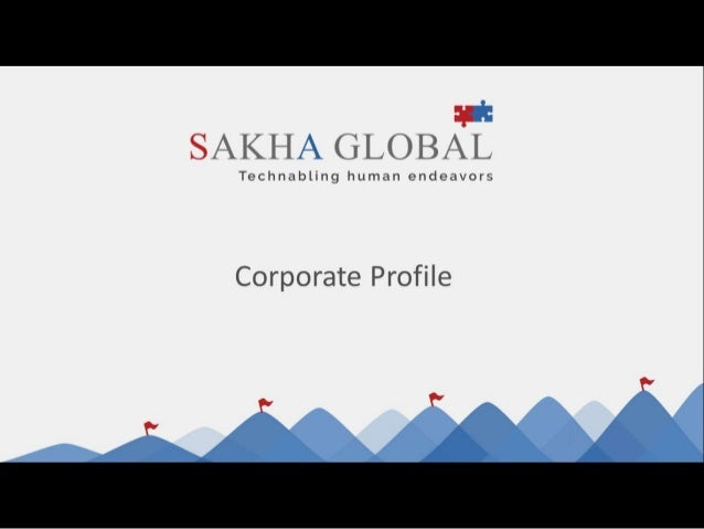 Sakha Global - Corporate Profile