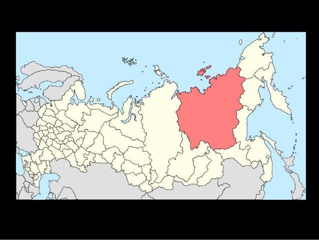 ETHNI CI TY i n RUSSI A     The Sak ha     Republ i c     ( Yak ut i a)