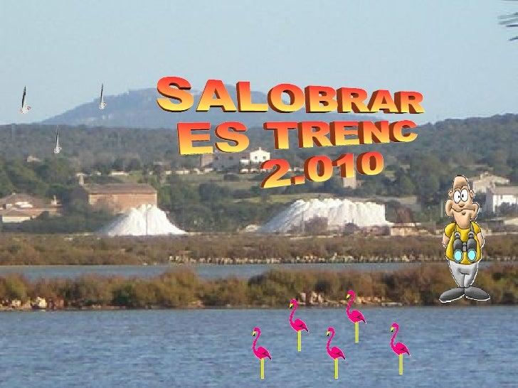 SALOBRAR  ES TRENC 2.010