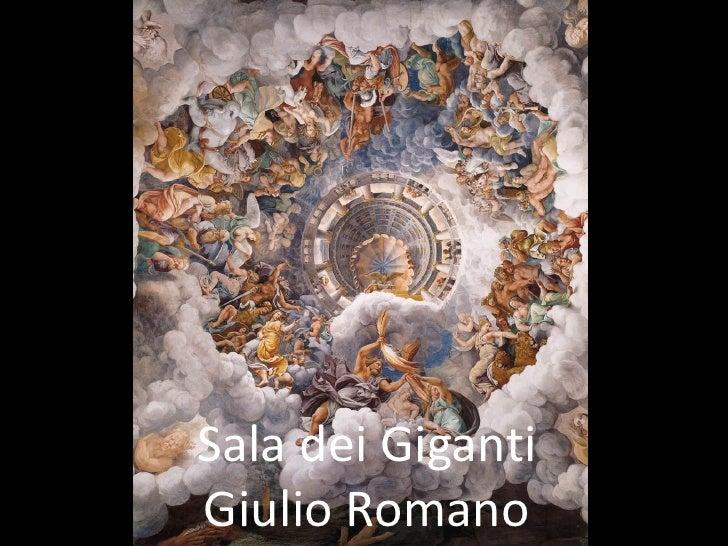 Sala dei GigantiGiulio Romano