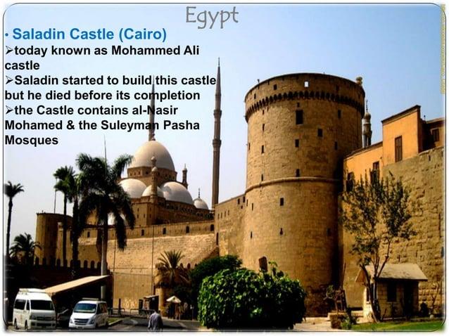 Places      Saladin   Castle of   Umayyad   Ajlun    Saladin            Castle    Kerak       Mosque    castle   Castle   ...