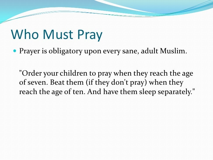 Salah (prayer)