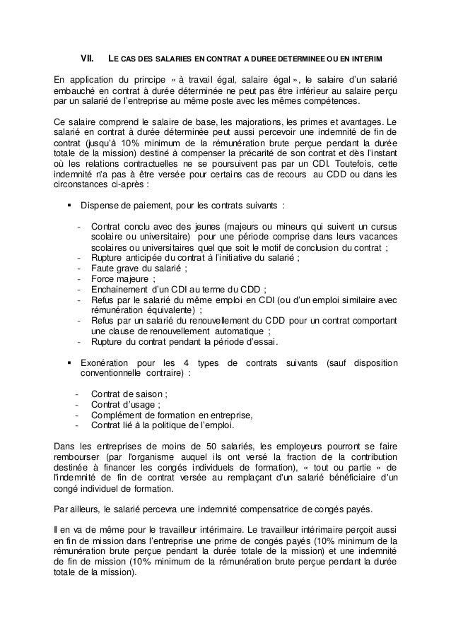 Salaires Le Guide Qapa 2015