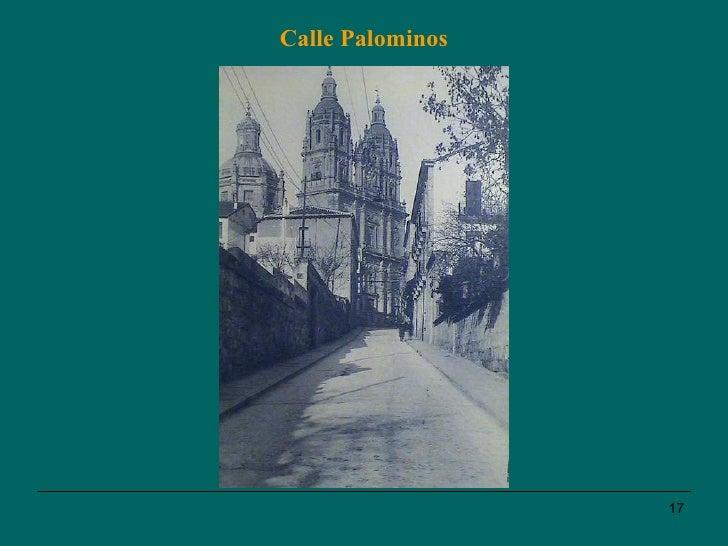 Calle Palominos