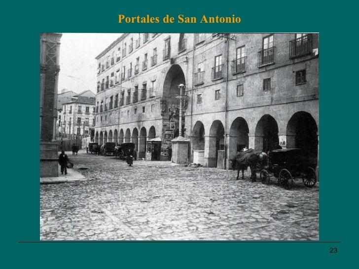 Portales de San Antonio