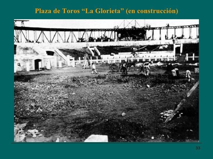 """Plaza de Toros """"La Glorieta"""" (en construcción)"""