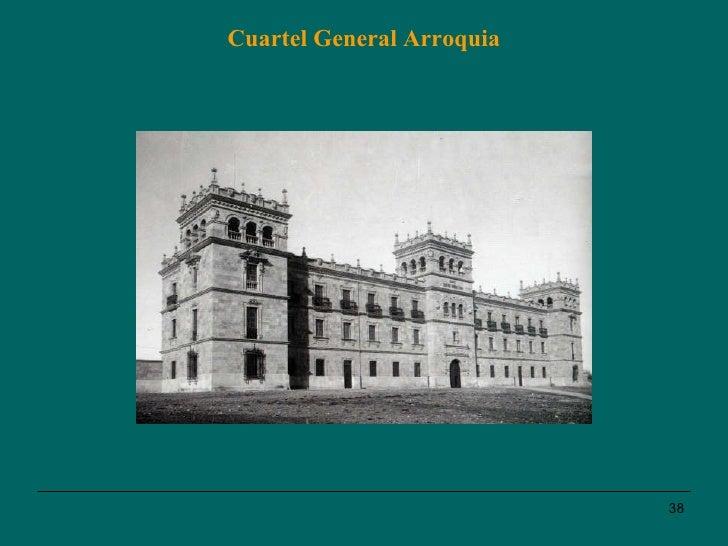 Cuartel General Arroquia