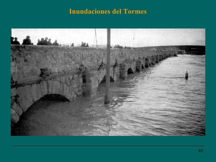 Inundaciones del Tormes