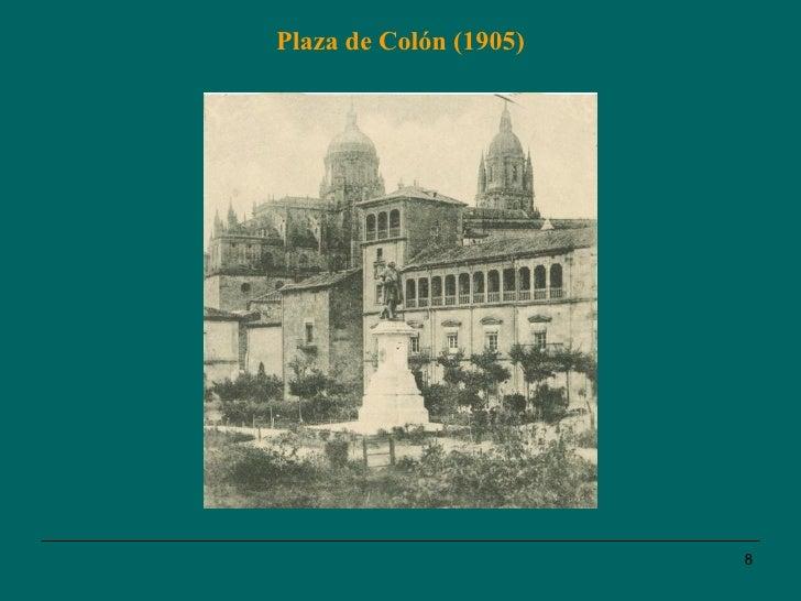 Plaza de Colón (1905)