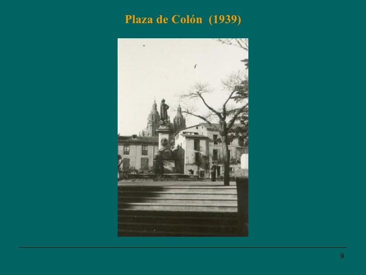 Plaza de Colón  (1939)