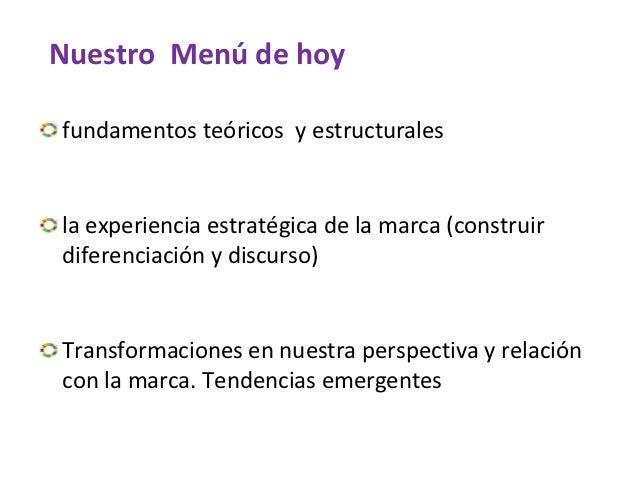 La marca : entenderla, construirla y desarrollarla Slide 2