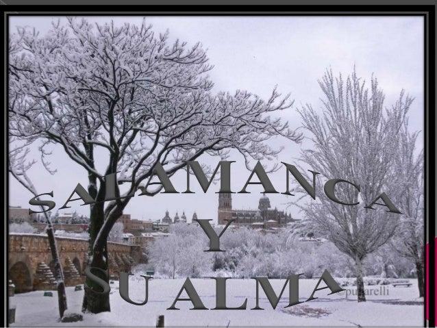 Salamanca y su Alma
