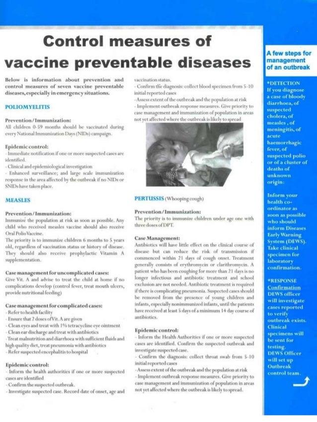 Salamati supplement on immunization