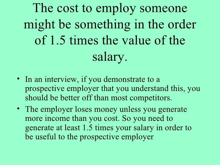 what am i worth salary